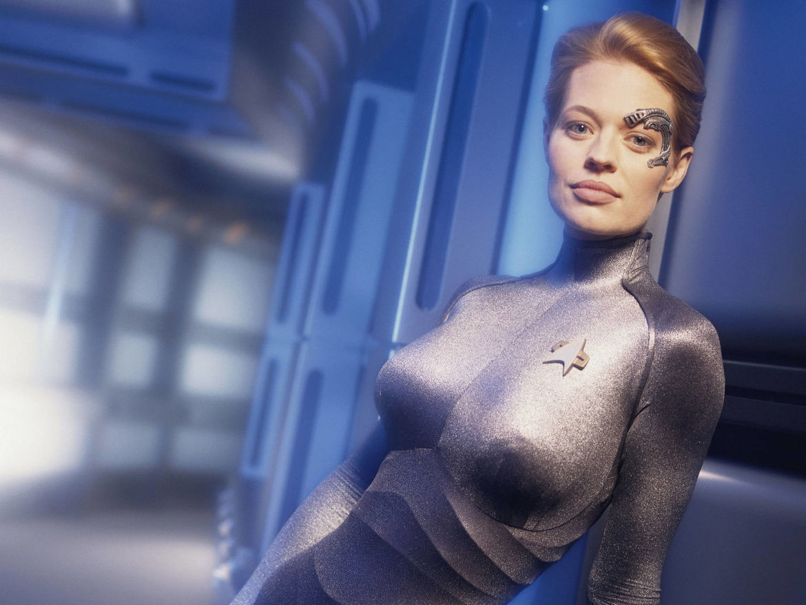 Seven of Nine Voyager