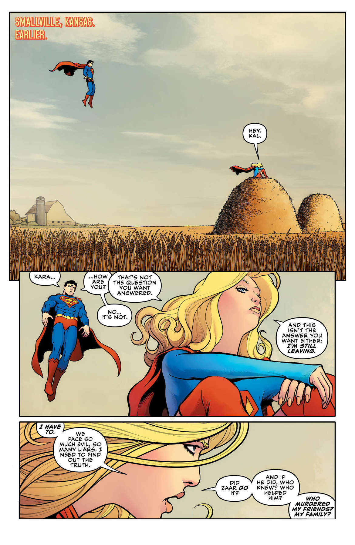Supergirl #21 Page 5
