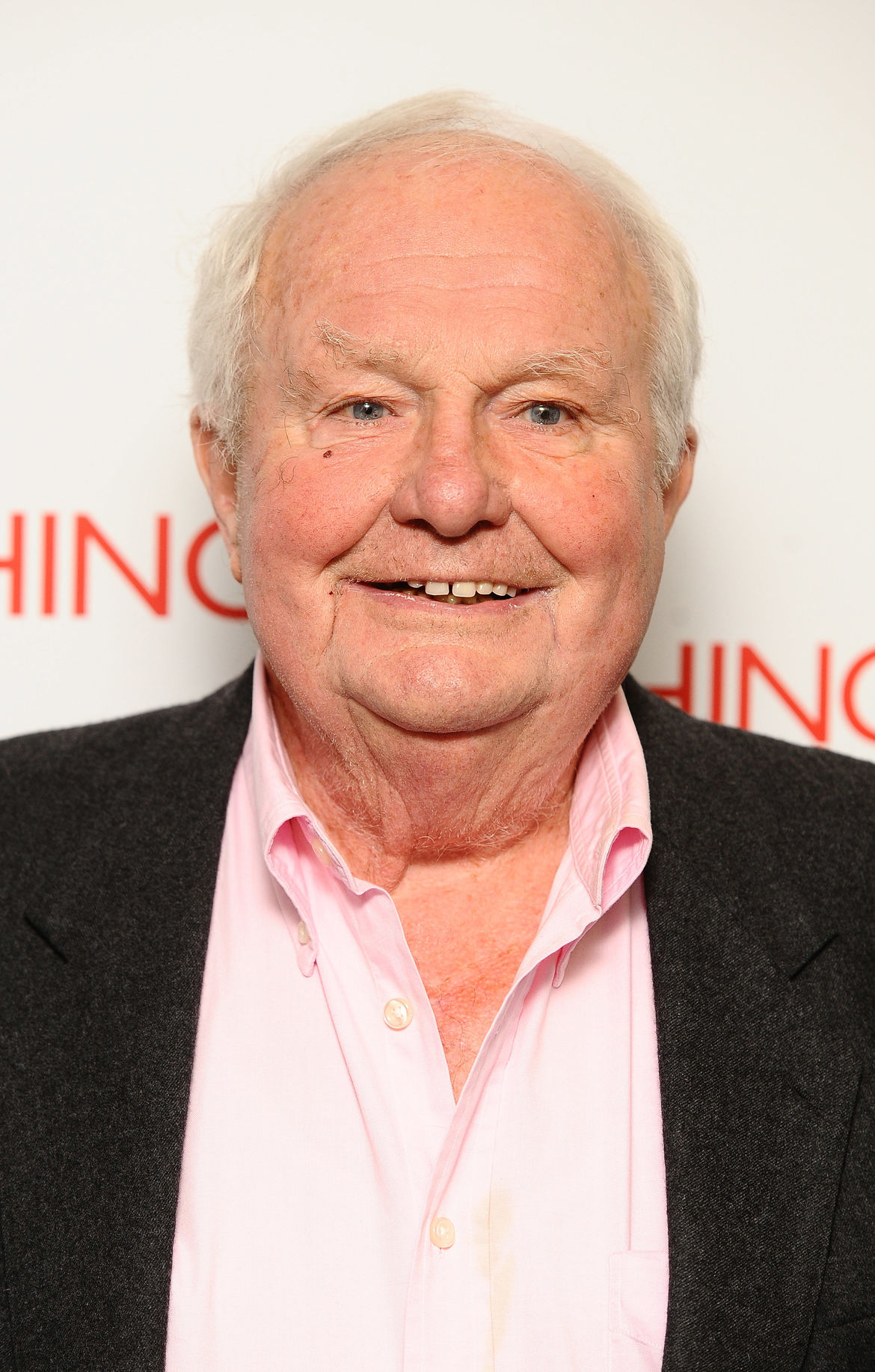 Canadian actor Shane Rimmer