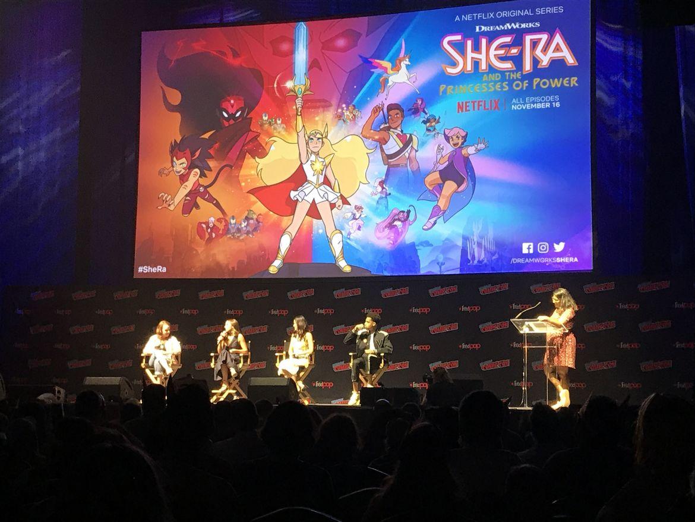 She-Ra NYCC 2018 panel.JPG