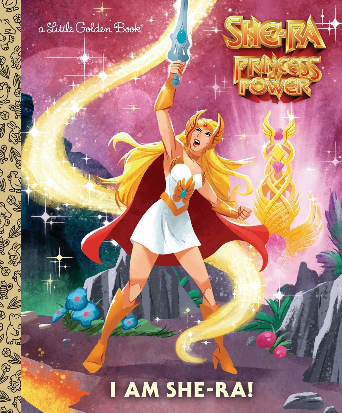 She-Ra little golden book