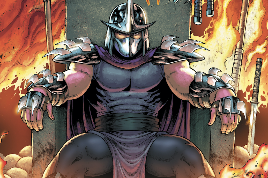 Shredder In Hell Slice 1