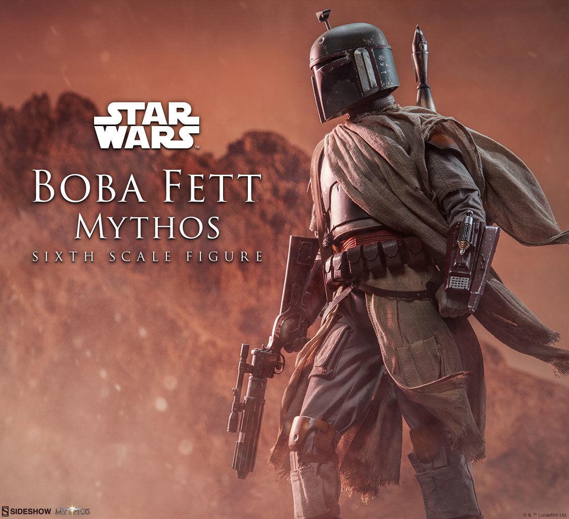 sideshow collectibles boba fett mythos