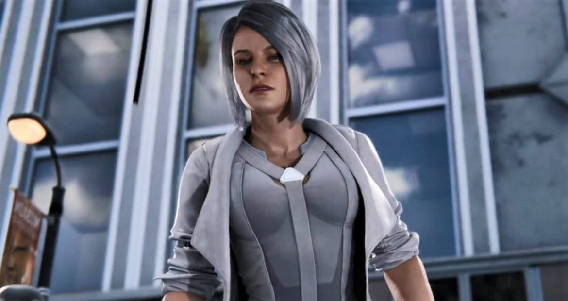 Silver Sable in Spider-Man PS4