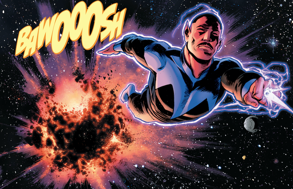 Sinestro #1: Preview for DC Comics' newest Year of the Villain one-off
