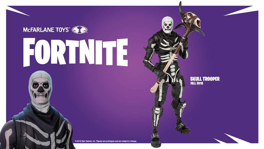 mcfarlane toys fortnite skull trooper