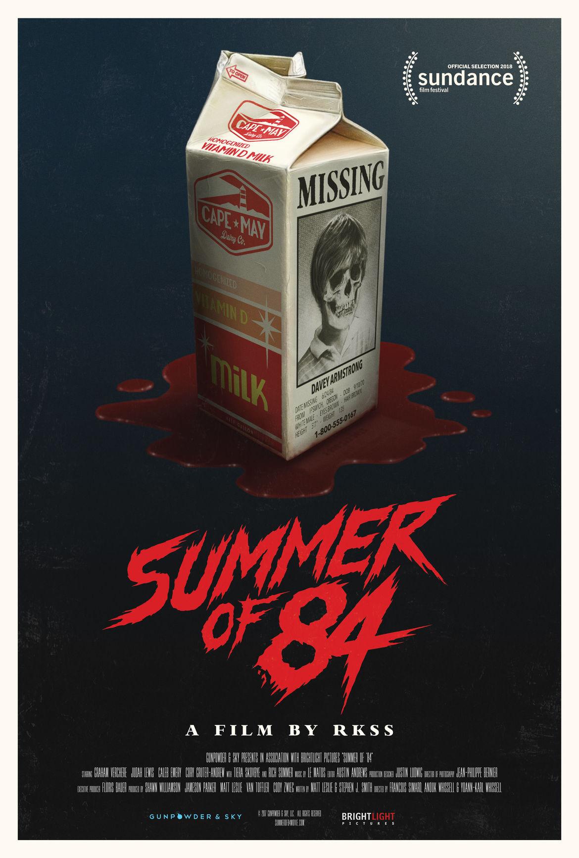 Summer of '84 logo