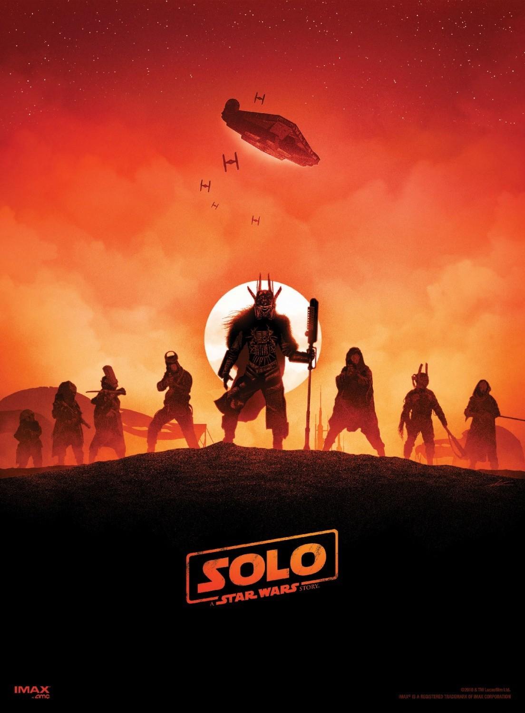Solo poster villains