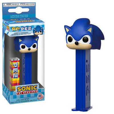 Sonic PEZ