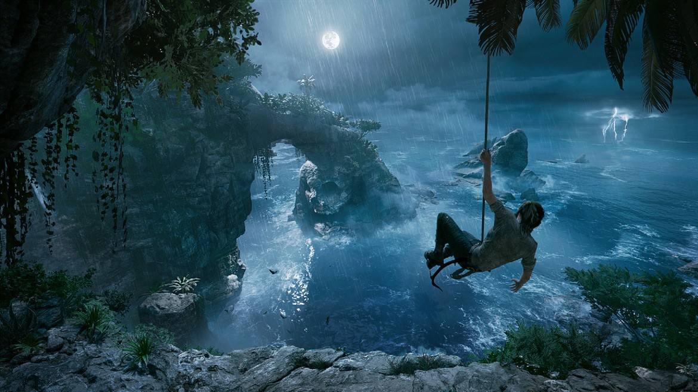 Shadow of the Tomb Raider, Lara Croft