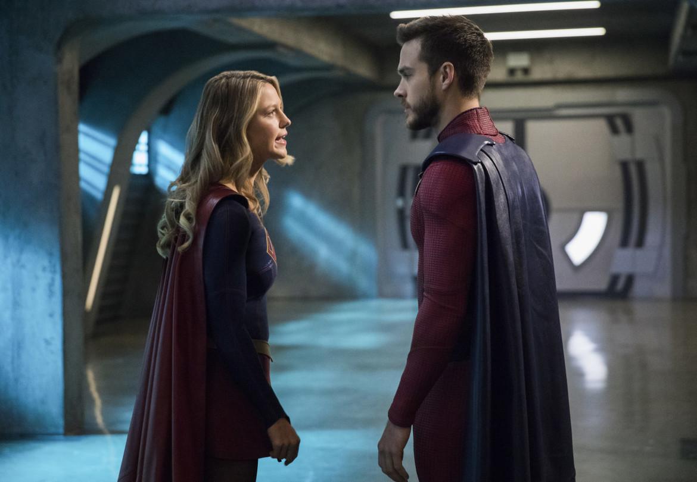Supergirl episode 315 - Supergirl and Mon-El face off