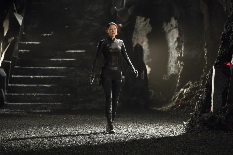 Supergirl episode 317 - Alex in her new suit