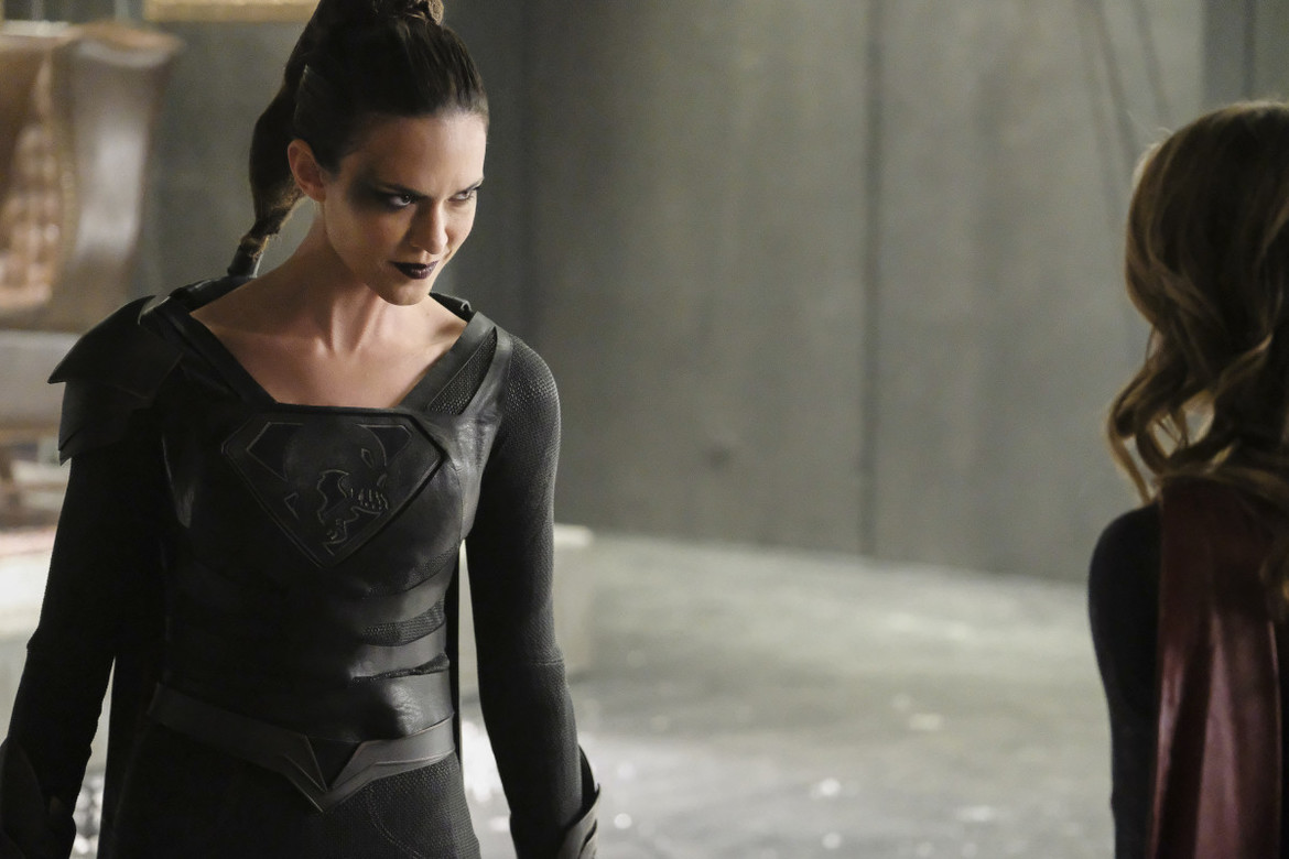 Supergirl episode 318 - Reign about to strike