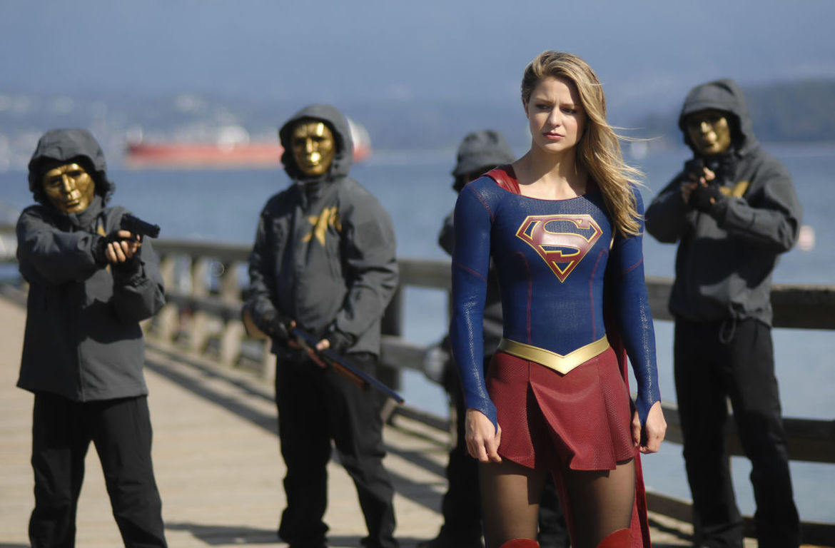 Supergirl star Melissa Benoist teases Lex Luthor's arrival on the