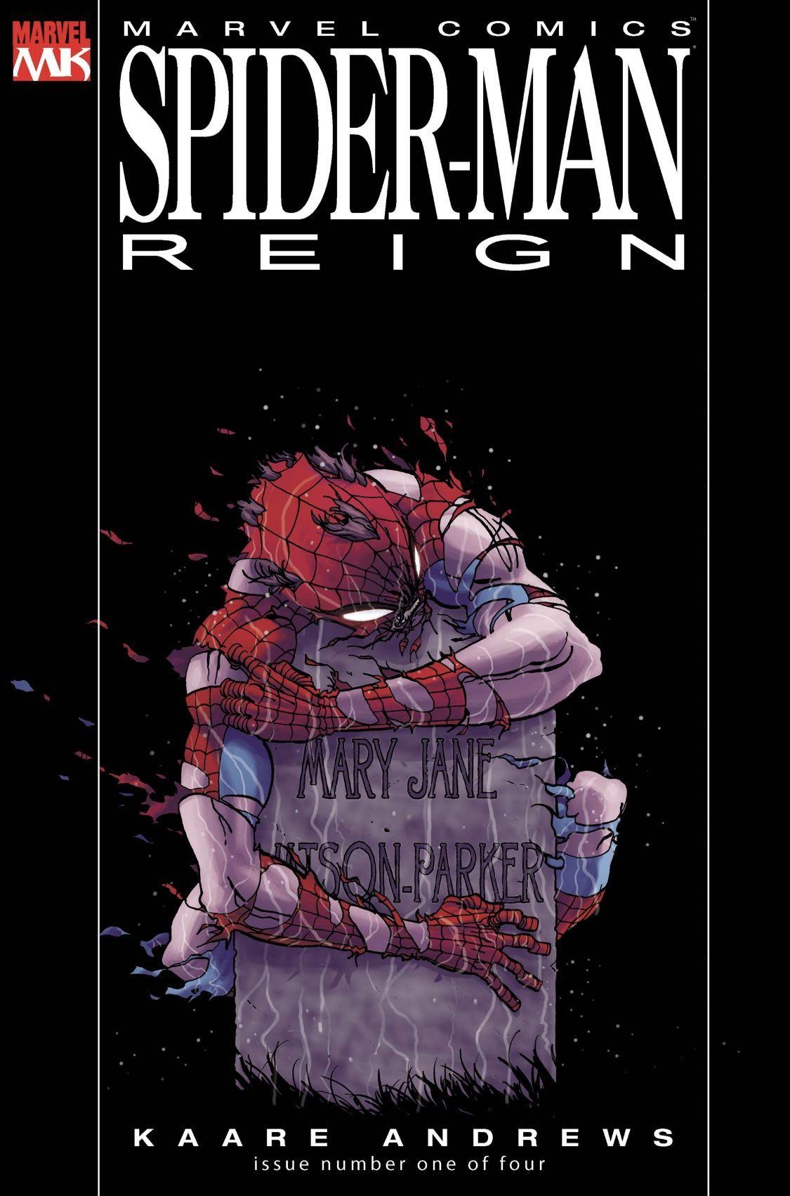 Spider-Man Reign Issue 1