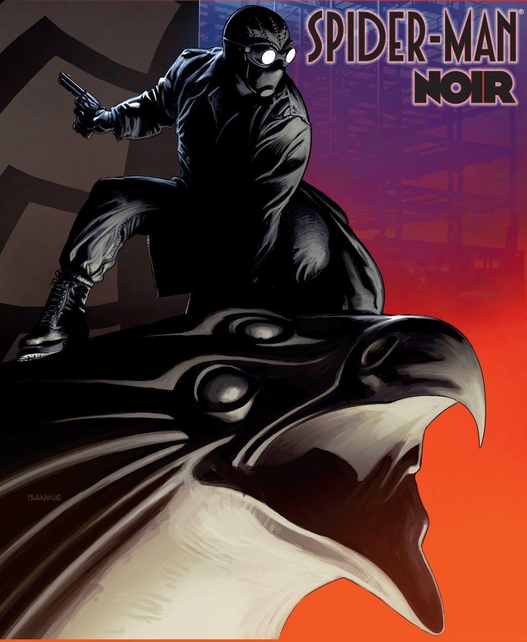 Edge of Spider-Verse: Spider-Man Noir