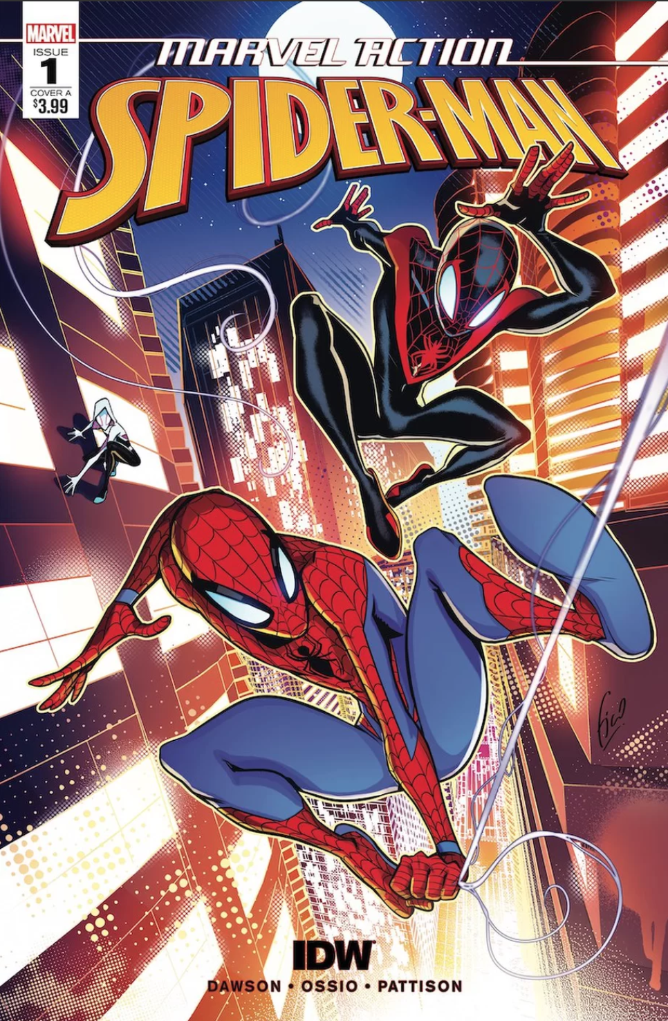 spidey cover 3
