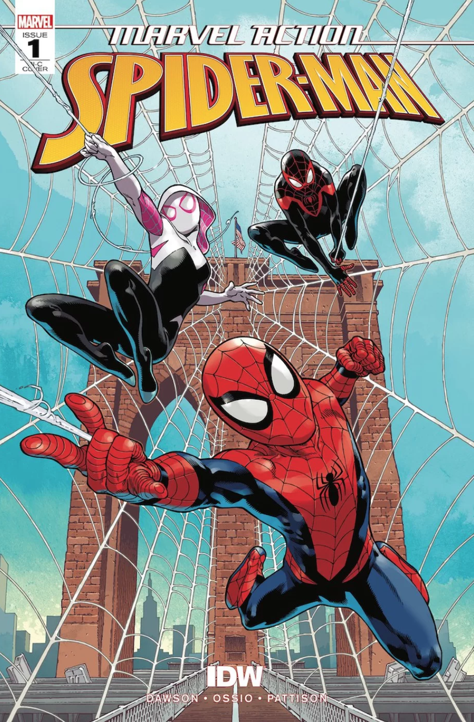 spidey cover 4