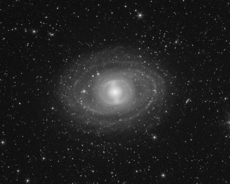 NGC 1398 seen in the near-infrared by Spitzer Space Telescope. Credit: NASA/JPL-Caltech/Juan Carlos Munoz/Judy Schmidt