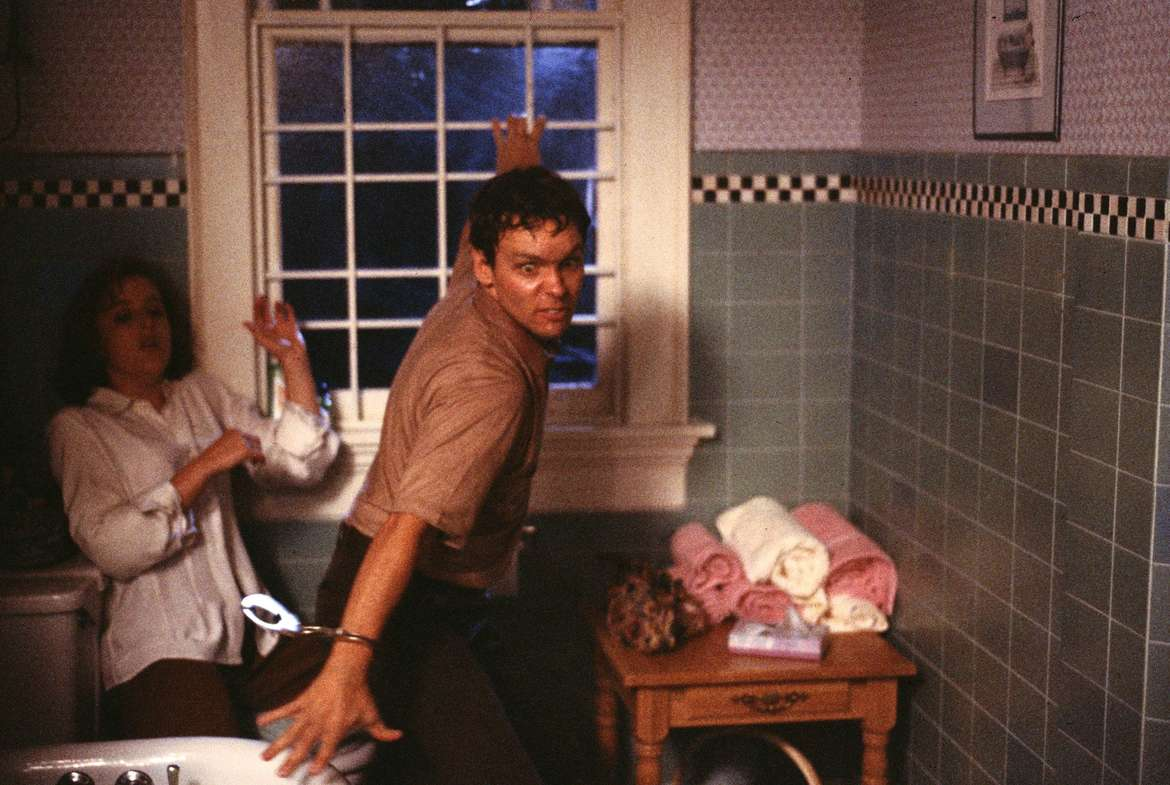 The X-Files episode Squeeze - Scully and Tooms