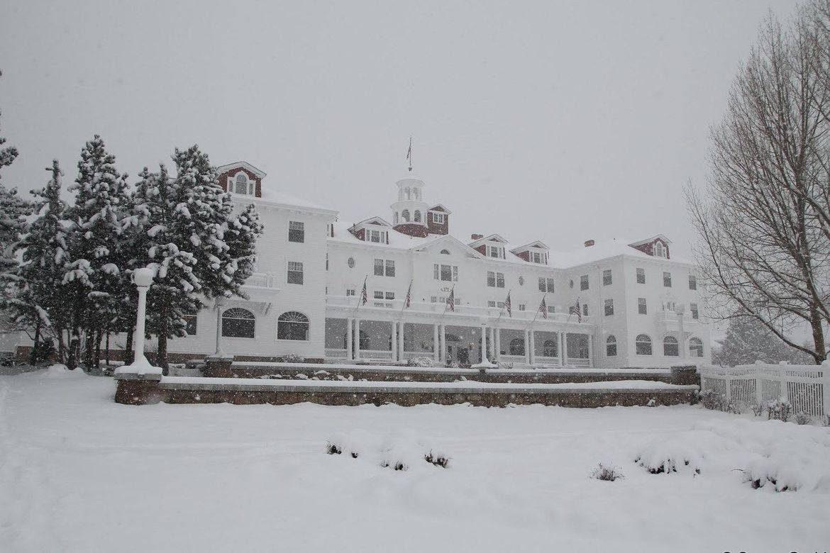 Stanley Hotel, the Shining