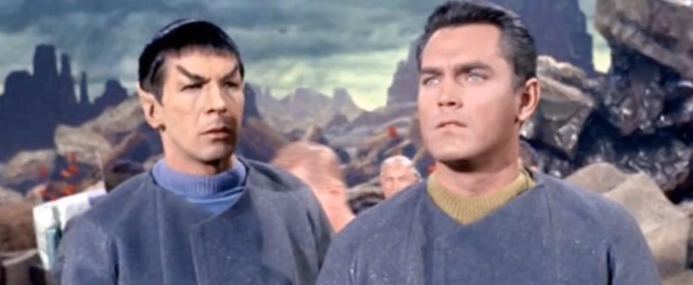 Star Trek- Spock and Pike