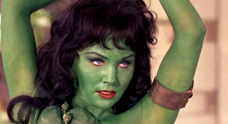 Star Trek- Orion Slave Girl