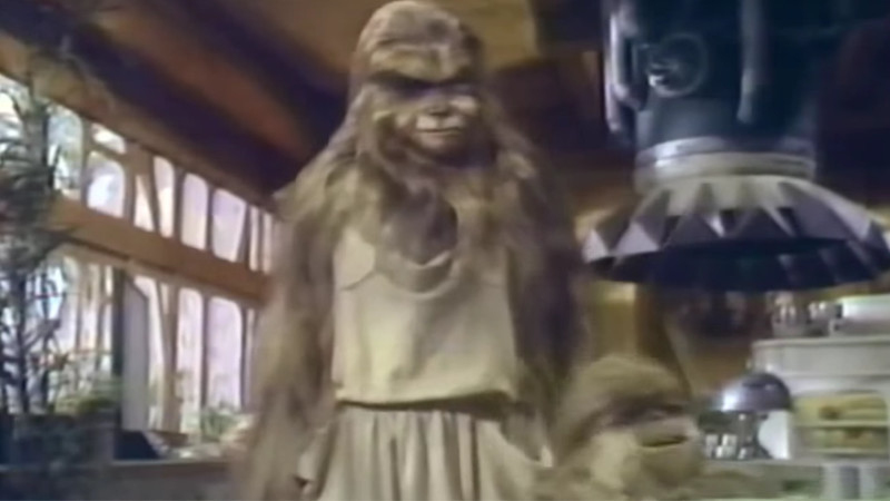 Star wars Holiday Special- Malla