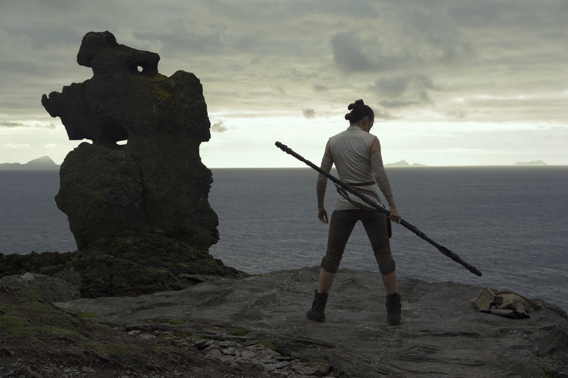 The Last Jedi Rey, Star Wars