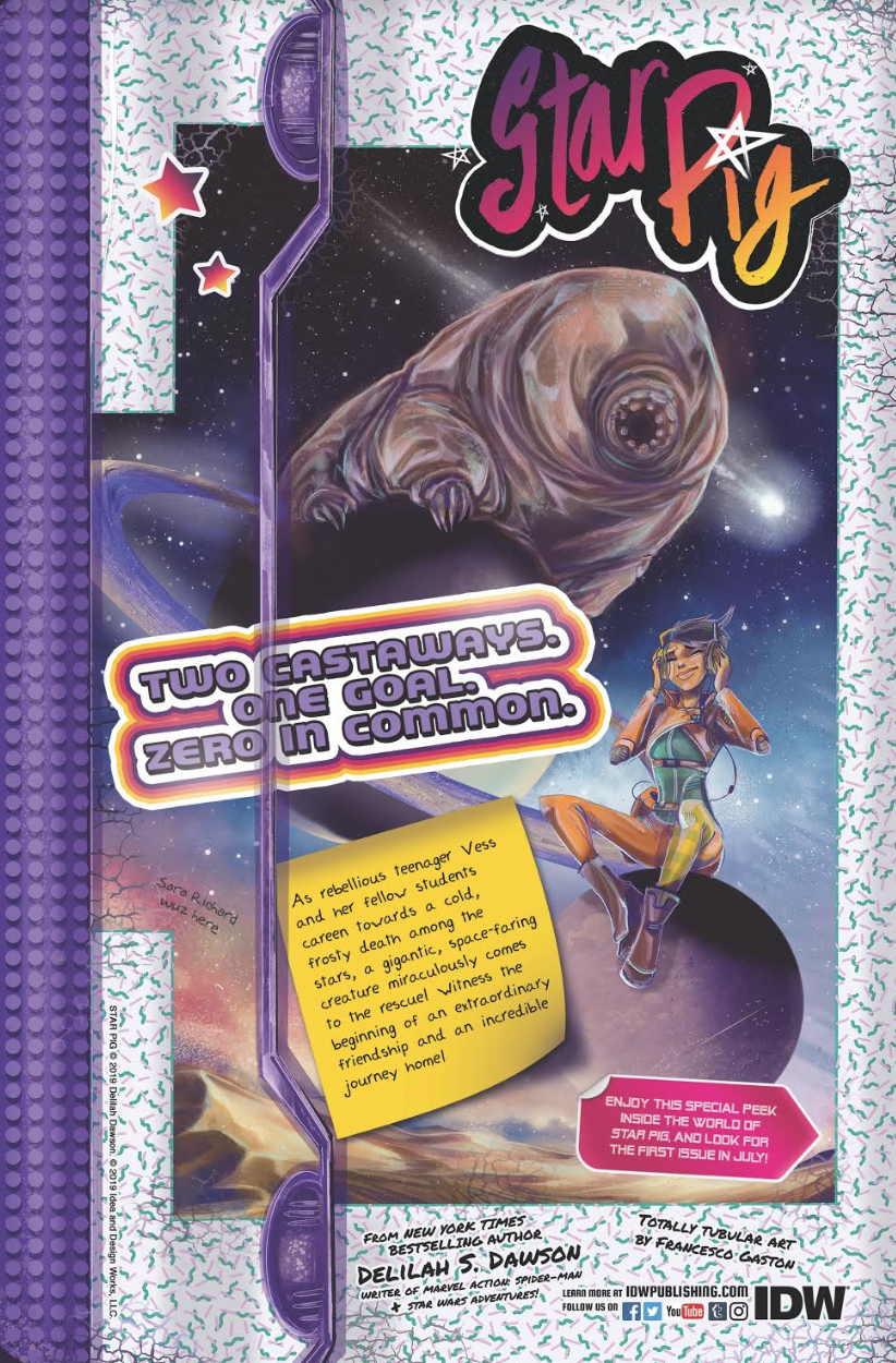 Star Pig Cover