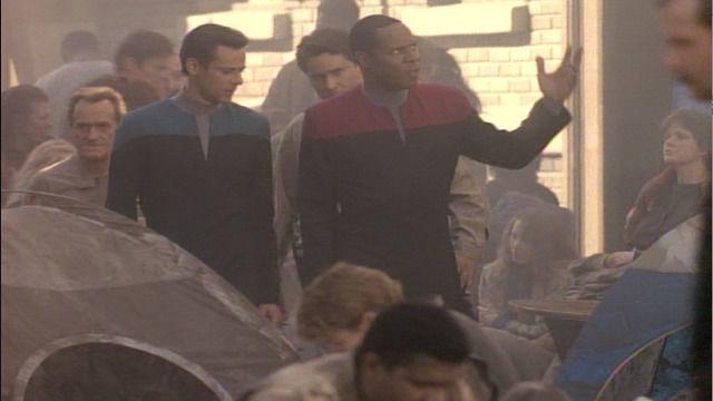 Star Trek Past Tense