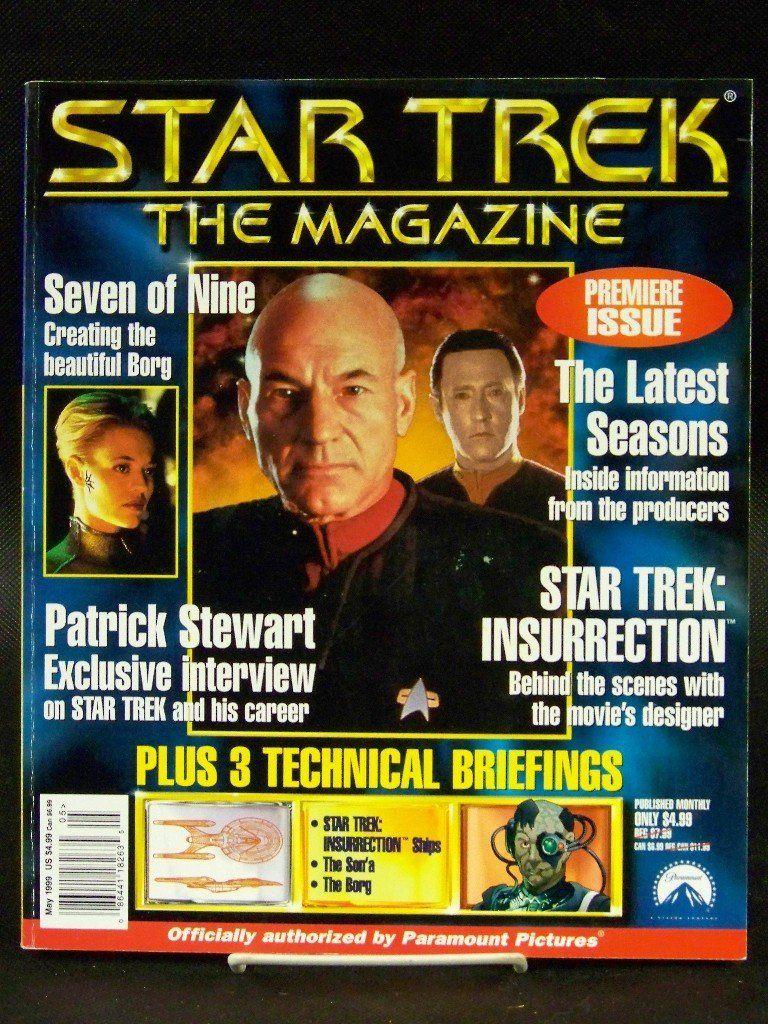 Star Trek The Magazine