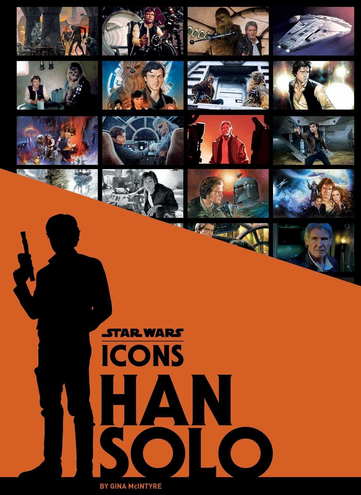 Star Wars Icons Han Solo front cover