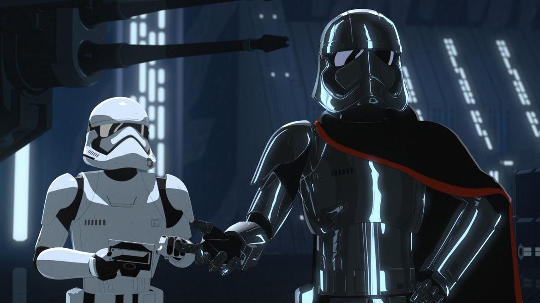 Star Wars Resistance Episode 2 Phasma