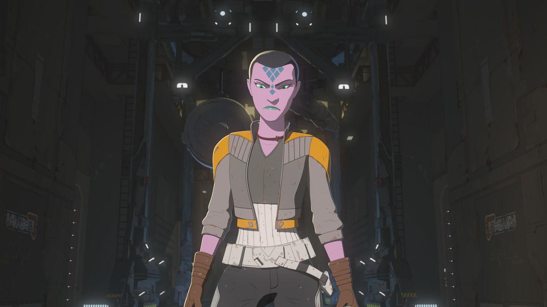 Star Wars Resistance Episode 8 Synara