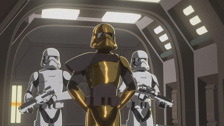 Star Wars Resistance Secrets and Holograms 2