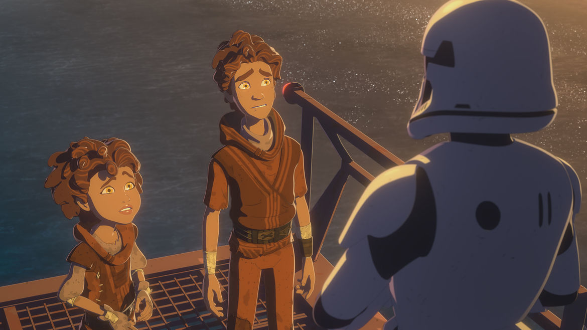 Star Wars Resistance The New Trooper 3