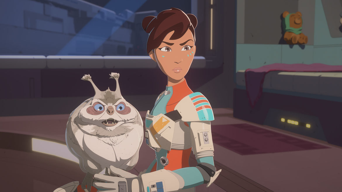 Star Wars Resistance The New Trooper 6