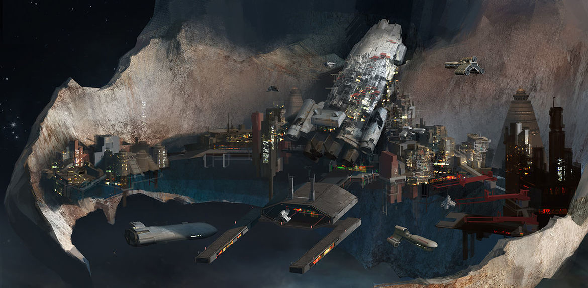 Star Wars The Old Republic Mek Sha outpost