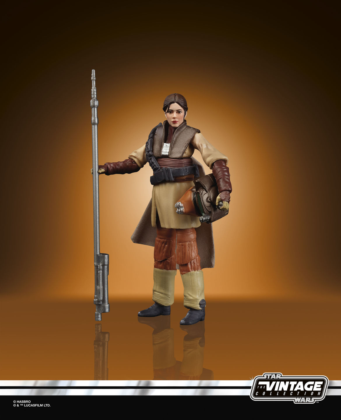 STAR WARS THE VINTAGE COLLECTION FIGURE - Leia Boushh (PhotoReal 2)