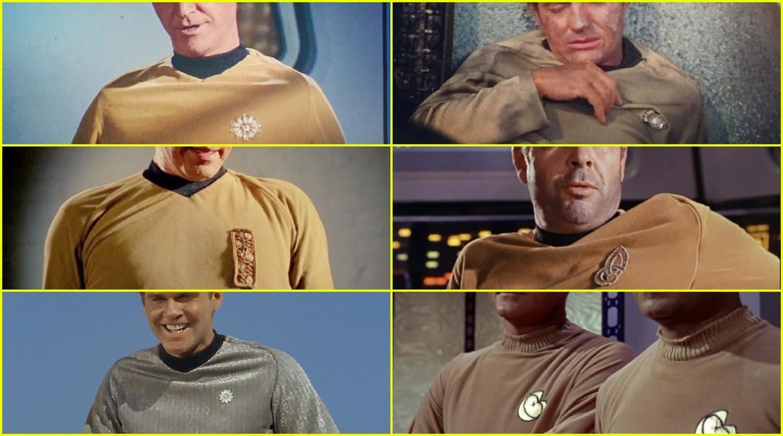Starfleet Insignia Star Trek The Original Series