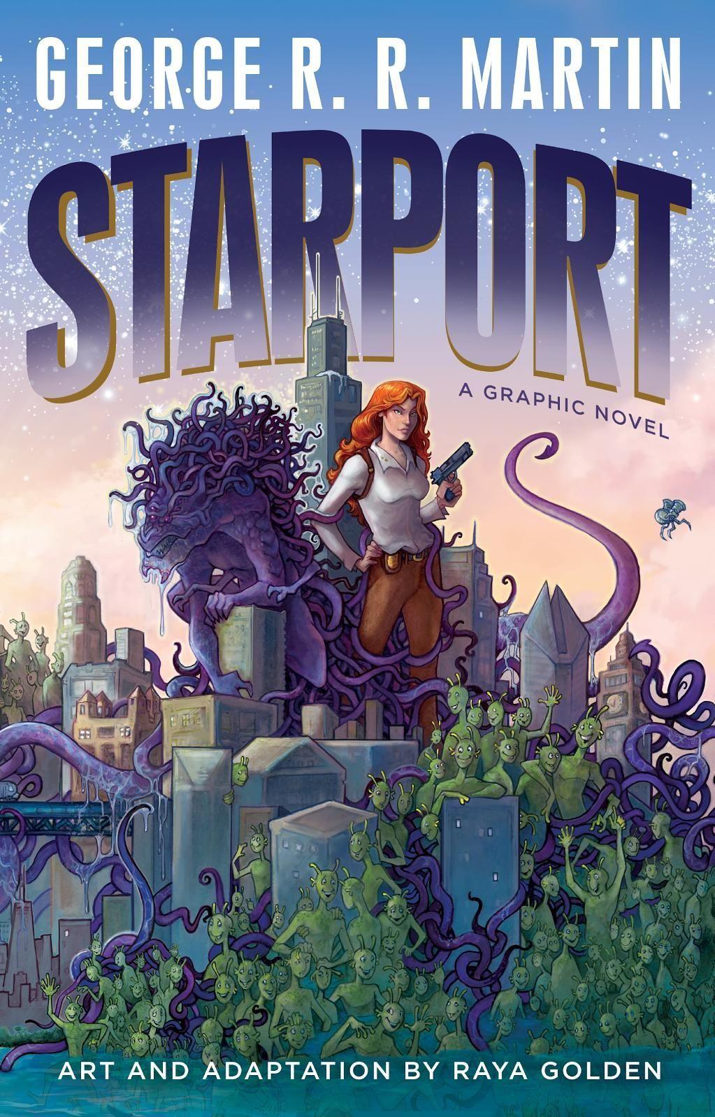 Starport Cover