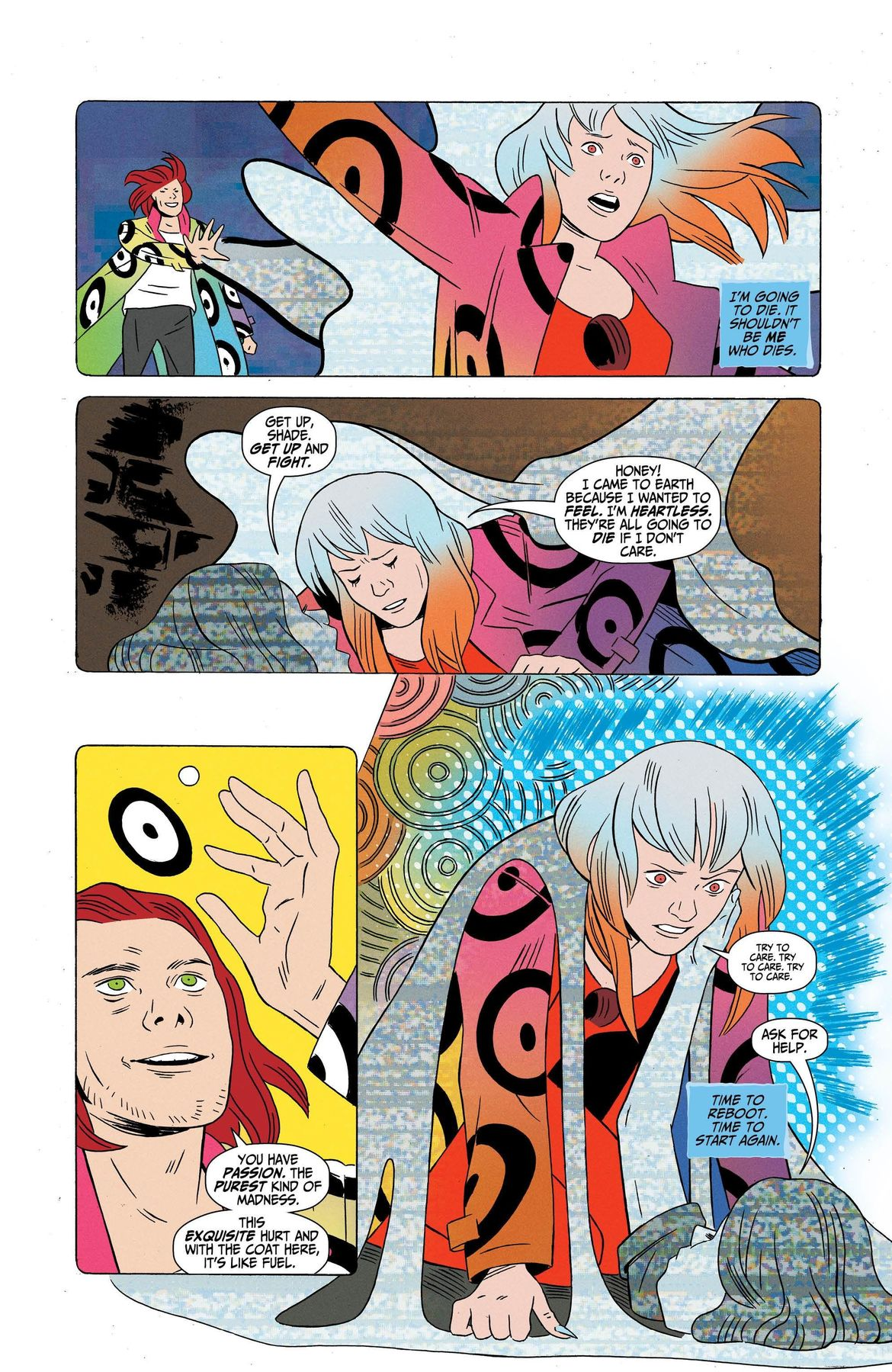 Shade the Changing Woman #6 Page 5
