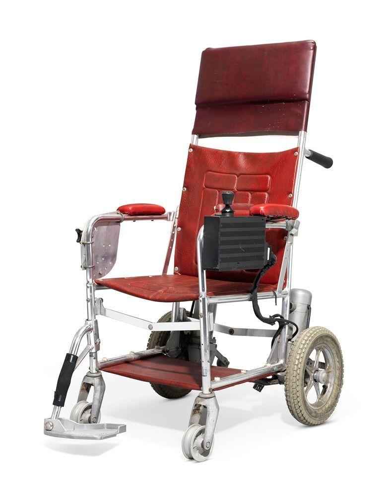 stephen hawking wheelchair