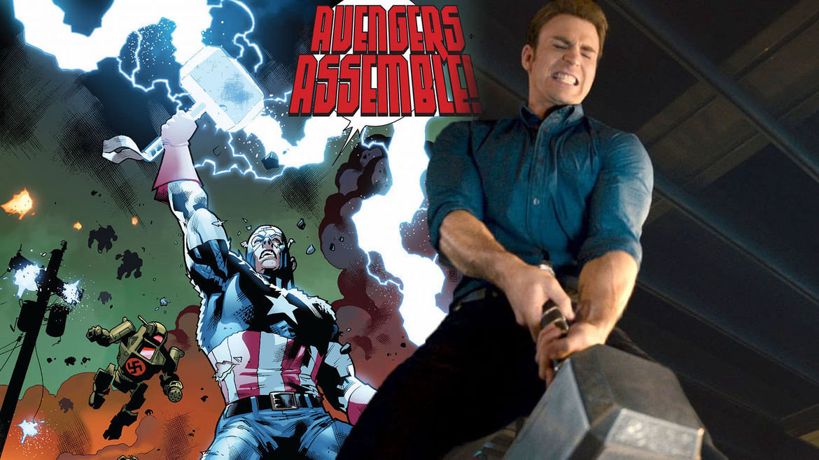 Captain America and Mjolnir, the Night King and the Wall, and more