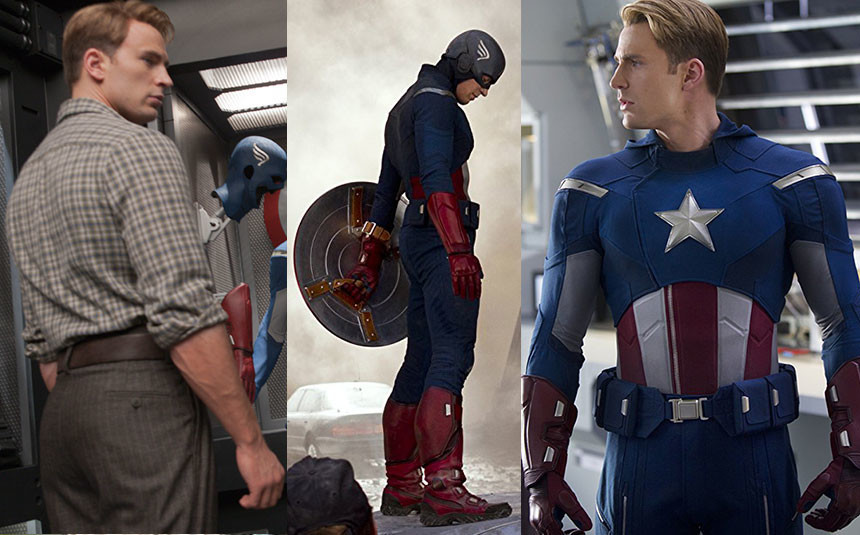 Looking back at the bad fashion of the MCU's Phase One