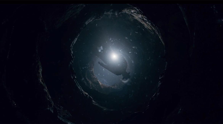 Stranger Things 2 tunnels