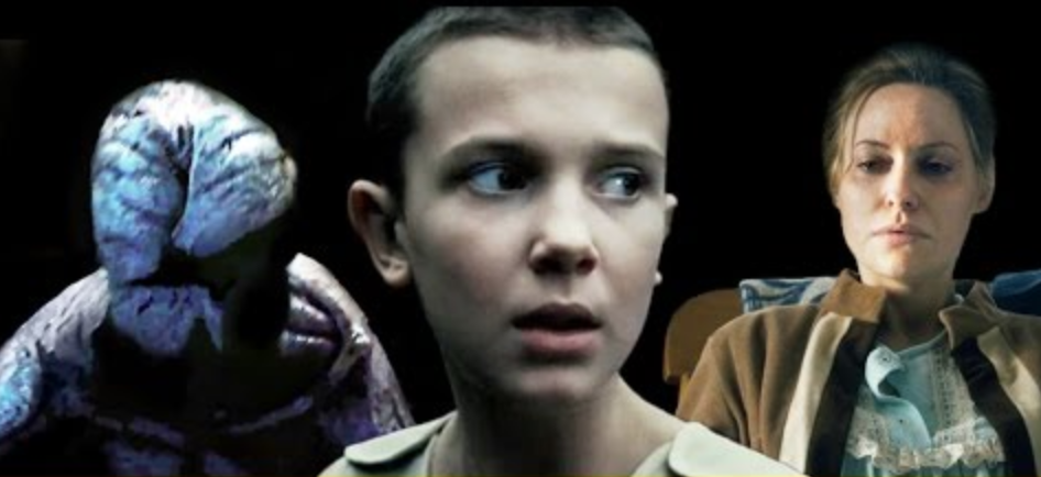 Stranger Things 11 and Terry