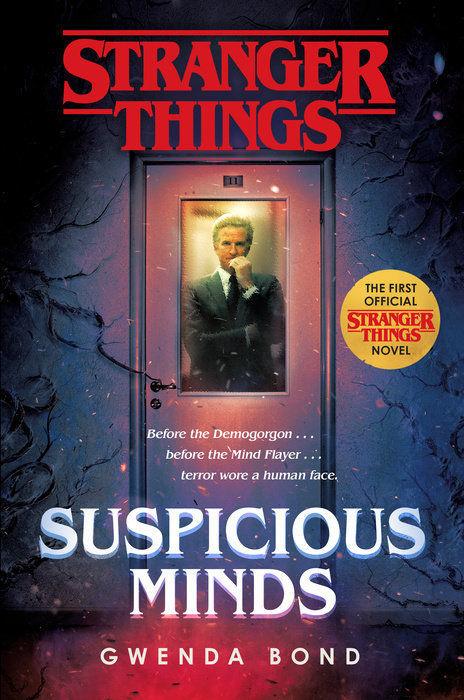 stranger things novel cover