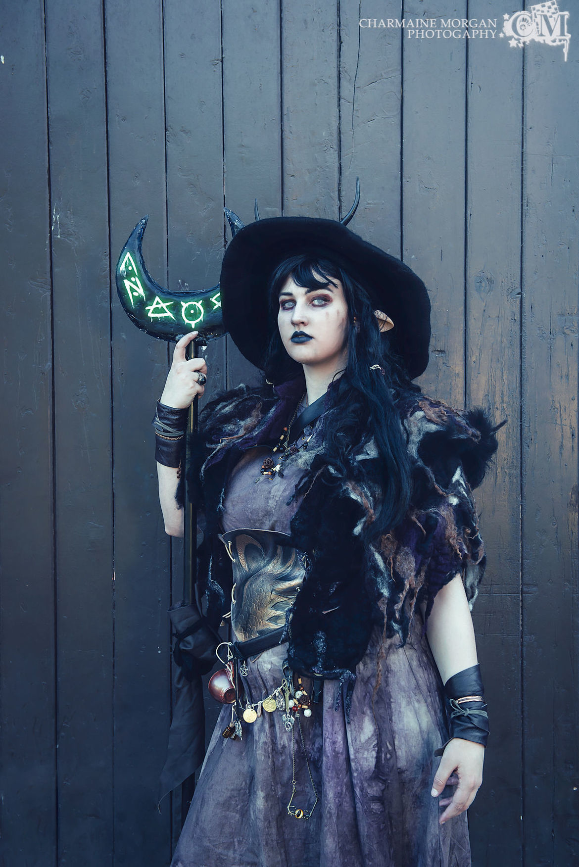 Strix Dice, Camera, Action cosplay by Annalise Fredericks